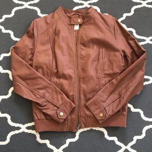 Old navy brown jacket